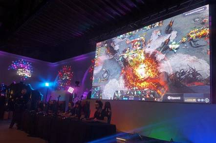 OpenAI retires its Dota-2 playing bots after crushing e-sport pros