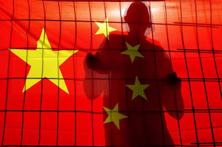 Big trouble on big China