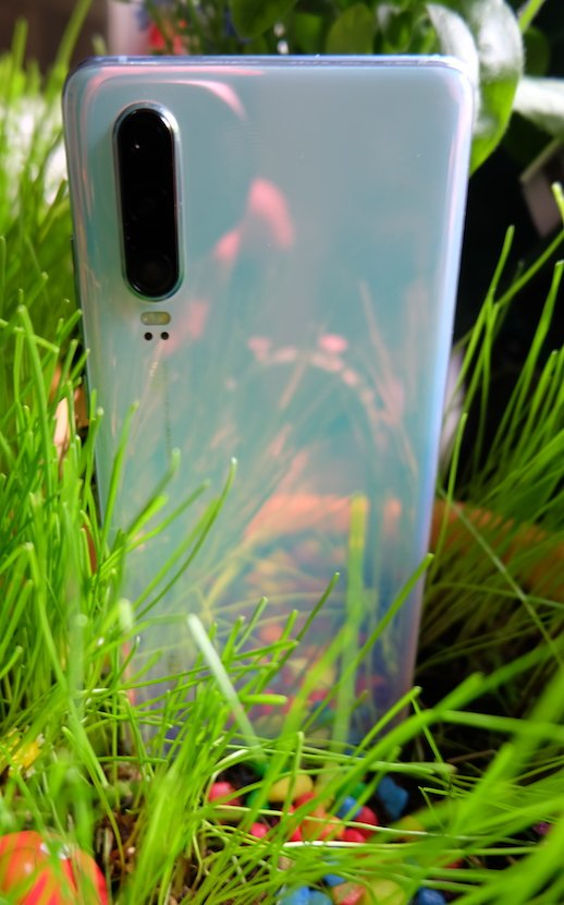 Huawei P30: New No-Pro's cameras are flash     but there are