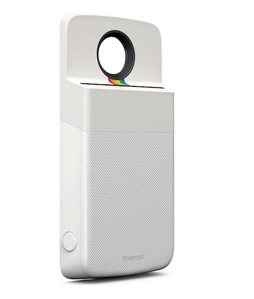 Moto Mod - Polaroid Printer