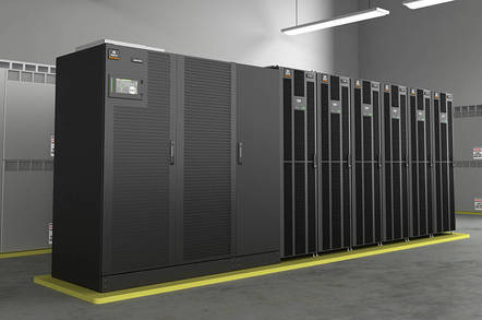 Vertiv HPL battery box
