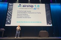 Amy Wheelus launches Airship 1.0