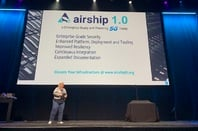 Amy Wheelus launches Airship 1.0