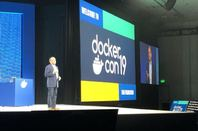 Docker CEO Steve Singh, Dockercon 19