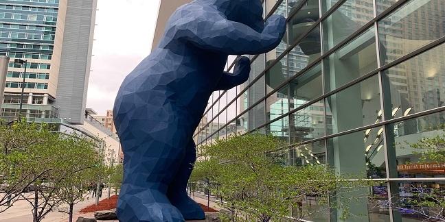 Colorado Convention Center Bear