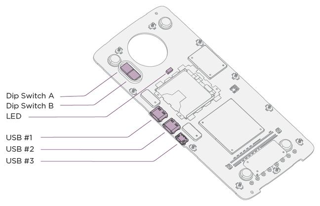 Motorola Mod HDK hardware schematic
