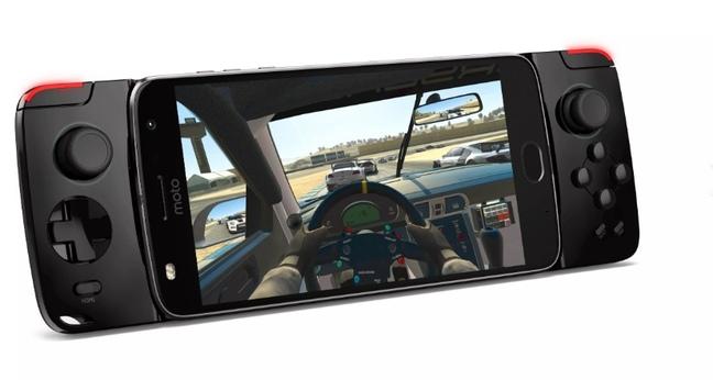 Motorola Game Pad Mod