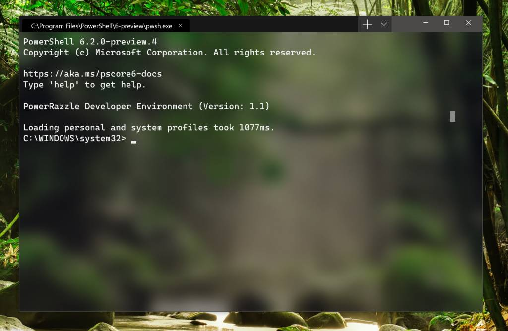 Microsoft announces Windows Terminal command line app - Software
