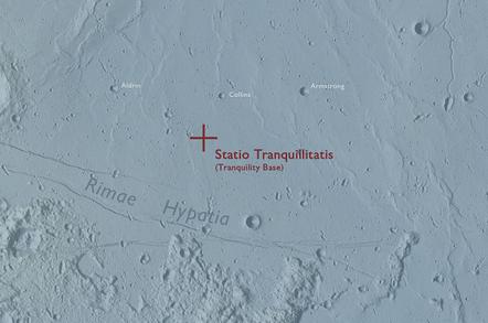 Ordnance Survey Apollo 11