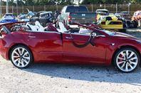 Tesla 3 crash in Florida, 2019
