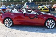 Tesla 3 crash in Florida, 2019