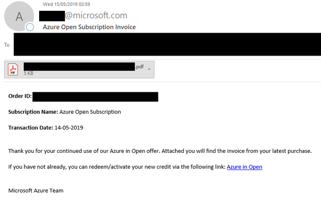 Microsoft sends partners hundreds of unwanted OPI: Other