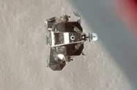 Apollo 10 Lunar Module (pic: NASA)