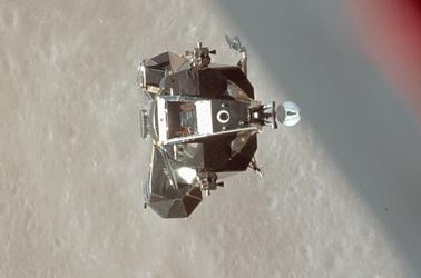 Apollo 10 Lunar Module (pic: NASA)