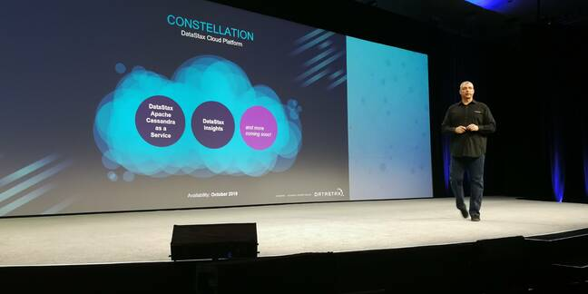 DataStax Accelerate - CEO Billy Bosworth