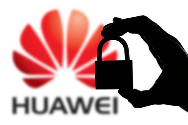 That's just Huawei it goes, shrugs founder as analysts forecast sales slump for embattled biz