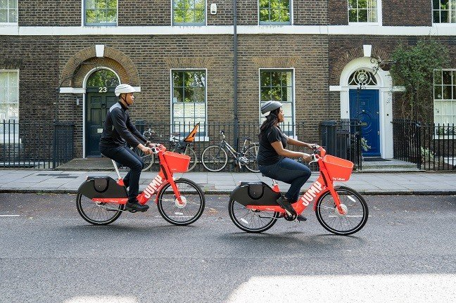 Uber Has Some Posh New Electric Bikes to Chuck in London's Canals