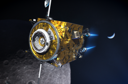 NASA Lunar Gateway (pic: NASA)