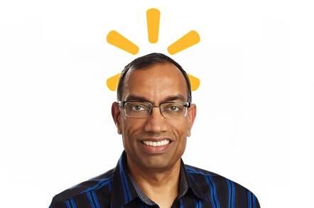 Suresh Kumar, Walmart CTO