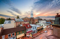 Annapolis in Maine