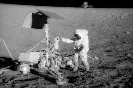 Surveyor 3 (pic: NASA)