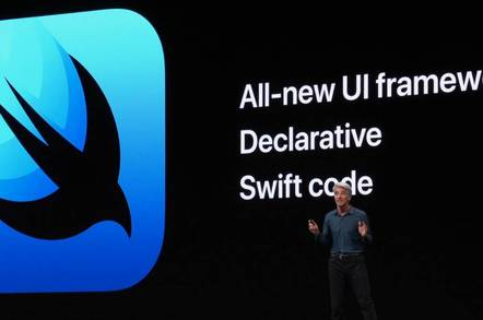 Apple's tailored SwiftUI makes coding Mac and iOS apps RAD again