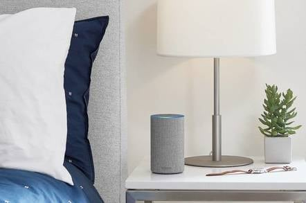 Amazon Alexa: 'Pre-wakeword' patent application suggests