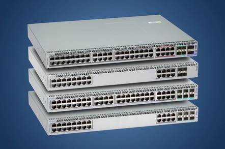 Arista 720XP Series