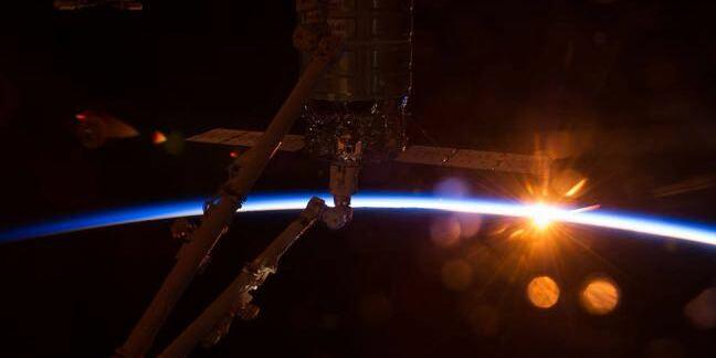 The International Space Station, NASA