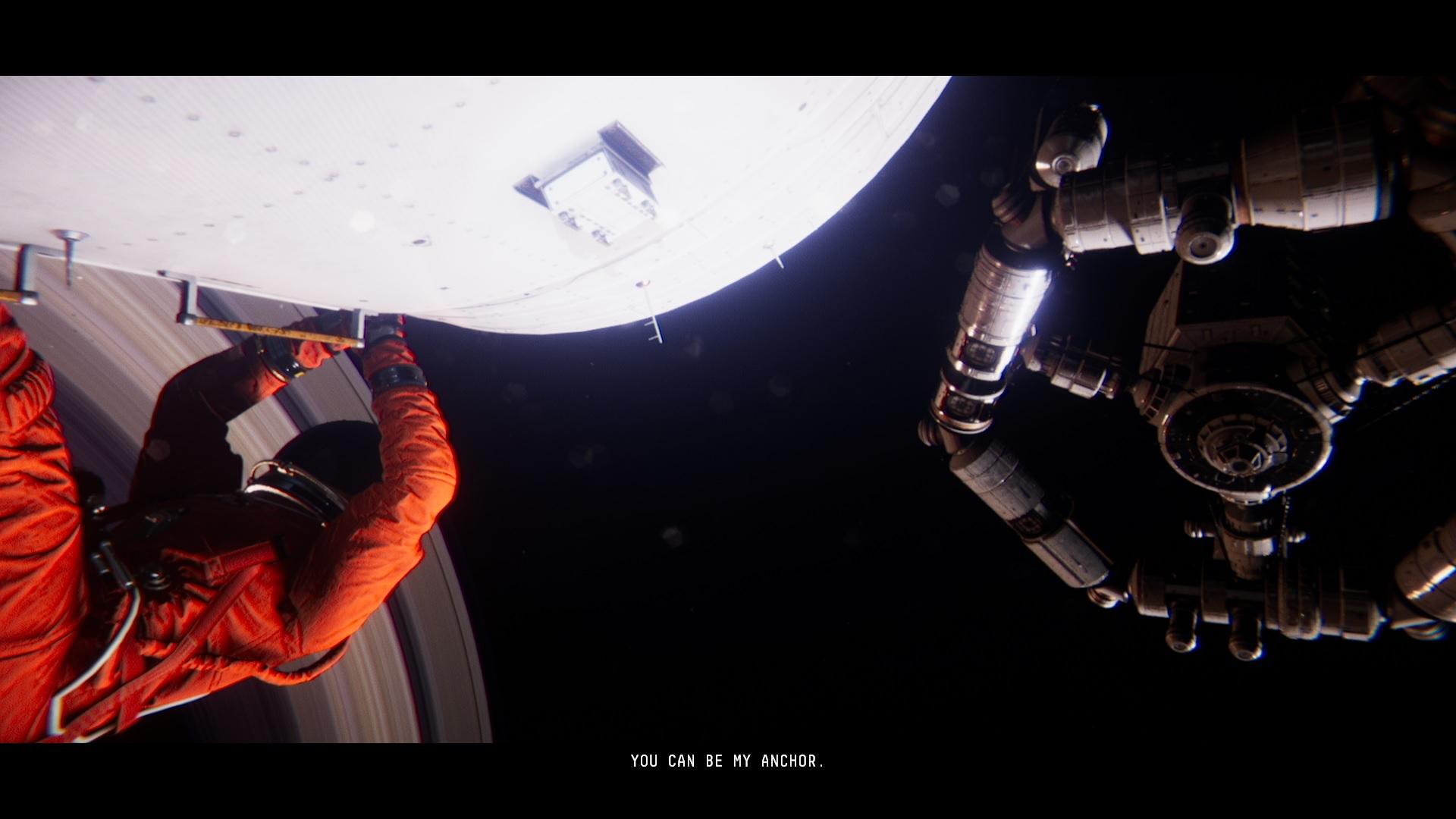Observation: Slow-burn space HAL 'em up fires adventure game