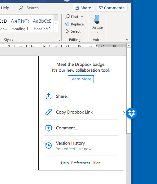 Meet the new Dropbox: It's like the old Dropbox, but more