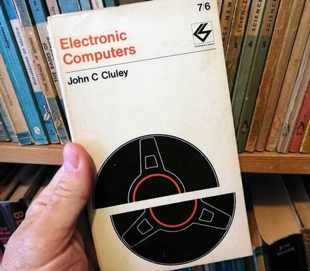 Electronic Computers book from 1967