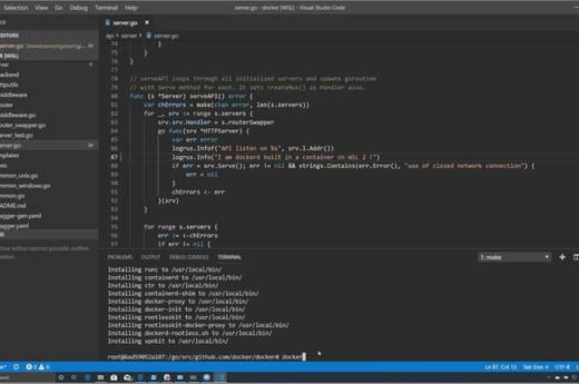 Dev darling Docker embraces Windows Subsystem for Linux 2 • The Register