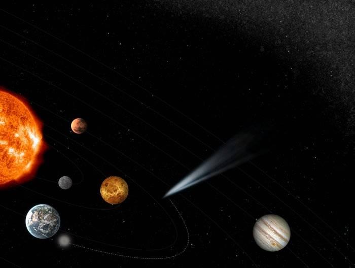 ESA plans mission to intercept a 'pristine' comet