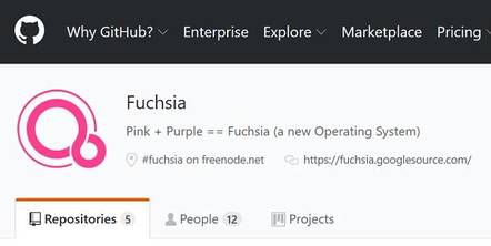 Pink+Purple: Fuchsia on GitHub, now a mirror of Google-hosted code