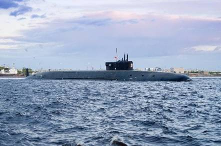 14 sailors die aboard Russian cable spy, er, ocean research