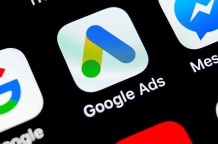 Chrome's default-on ad blocker – which doesn't block adverts