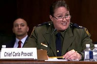 CBP chief Carla Provost