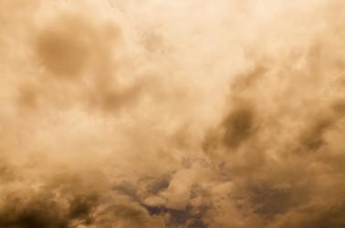A sandstorm