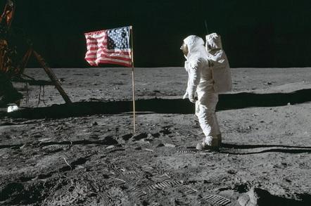 Apollo 11 (pic: NASA)