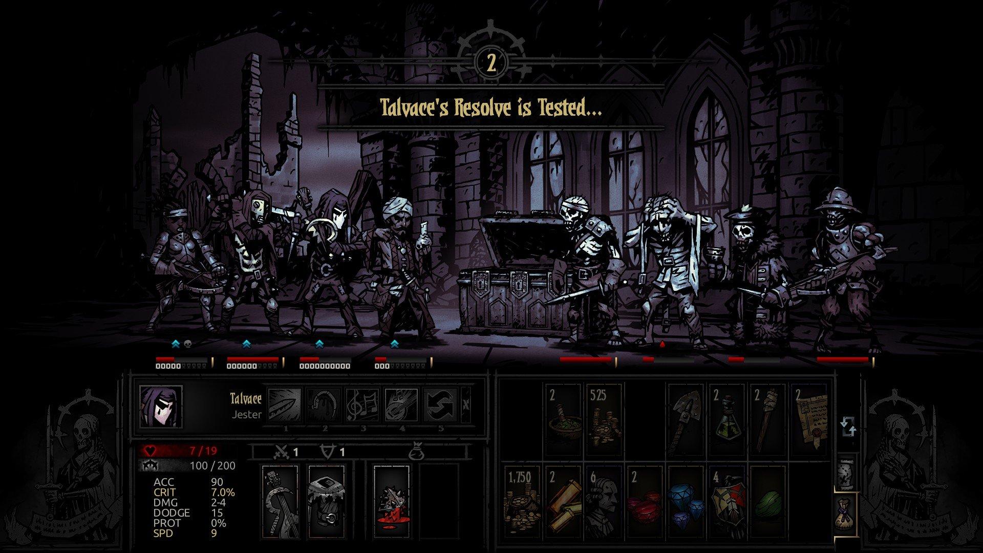 Darkest Dungeon: Lovecraftian PTSD simulator will cause your