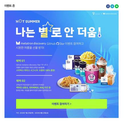 A promotion operated by SK Telecom offered freebies in return for starring a GitHub project