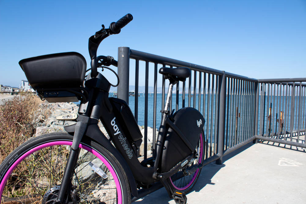 Lyft pulls its e-bike fleet from San Francisco Bay Area