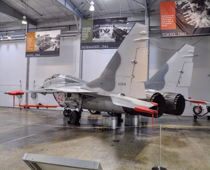 Microsoft cofounder Paul Allen's personal MiG-29 fighter jet goes under the hammer