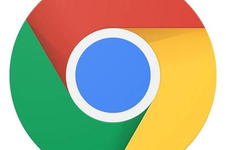 The Google Chrome web browser