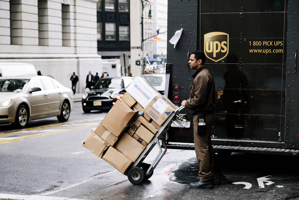 UPS invests in autonomous driving company