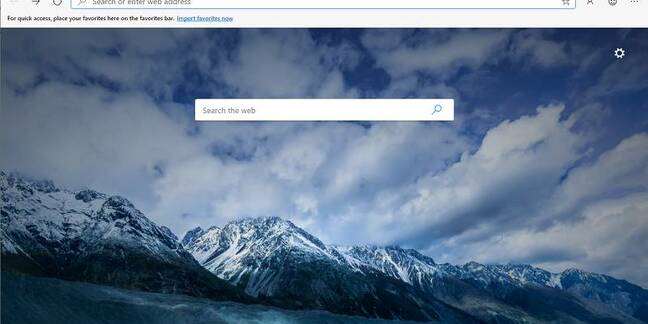 Microsoft Chromium-based Edge beta channel is now available