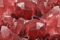 Ruby crystals