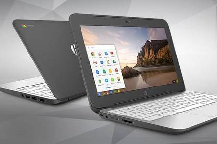 Chromebooks like this one from HP have a maximum supported life of 6.5 years