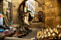 Souk of Cairo, Egypt